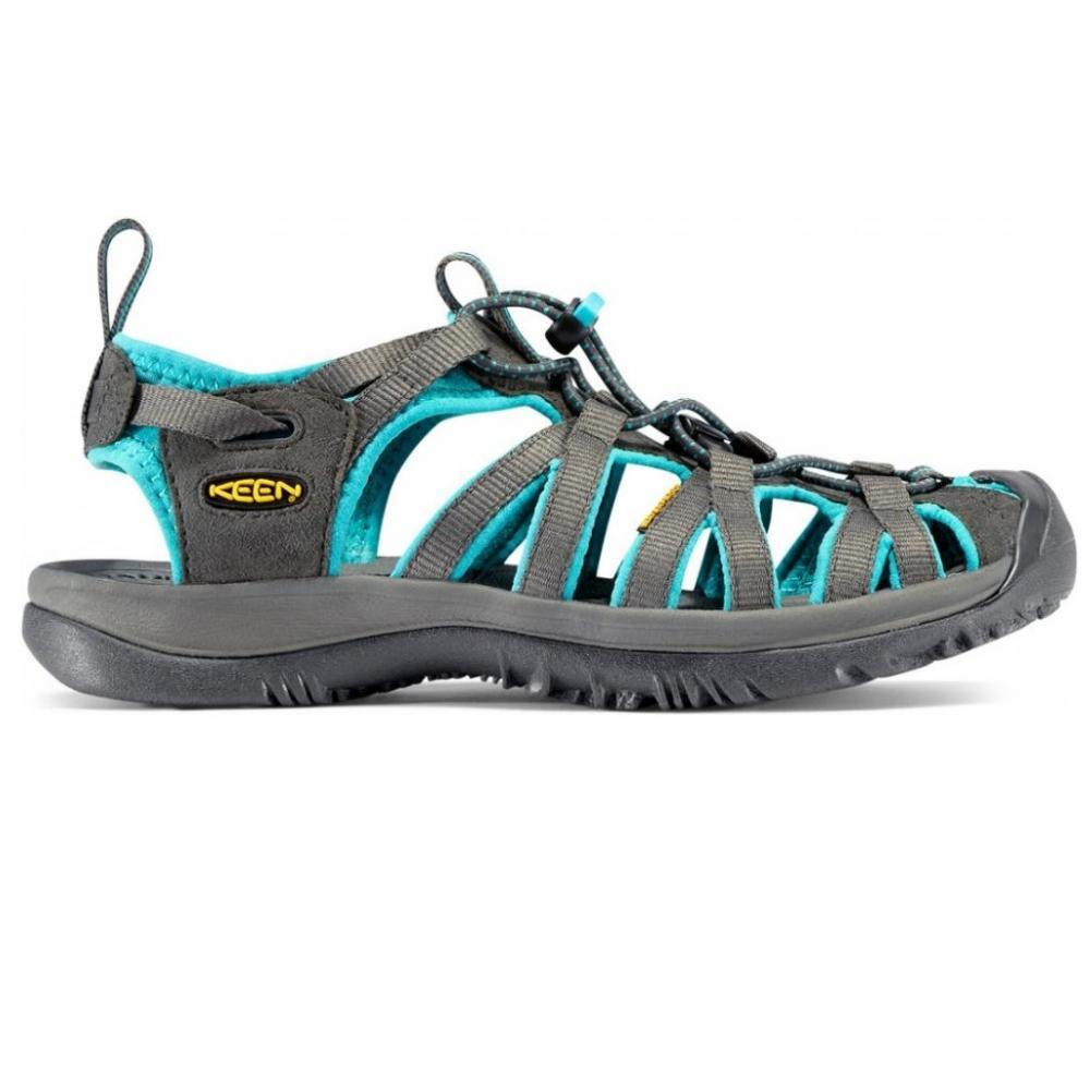 Dámské outdoorové sandály Keen Whisper - keen whisper dk.shadow/ceramic