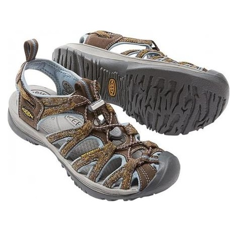 Dámské outdoorové sandály Keen Whisper - Keen Whisper cascade stone/blue