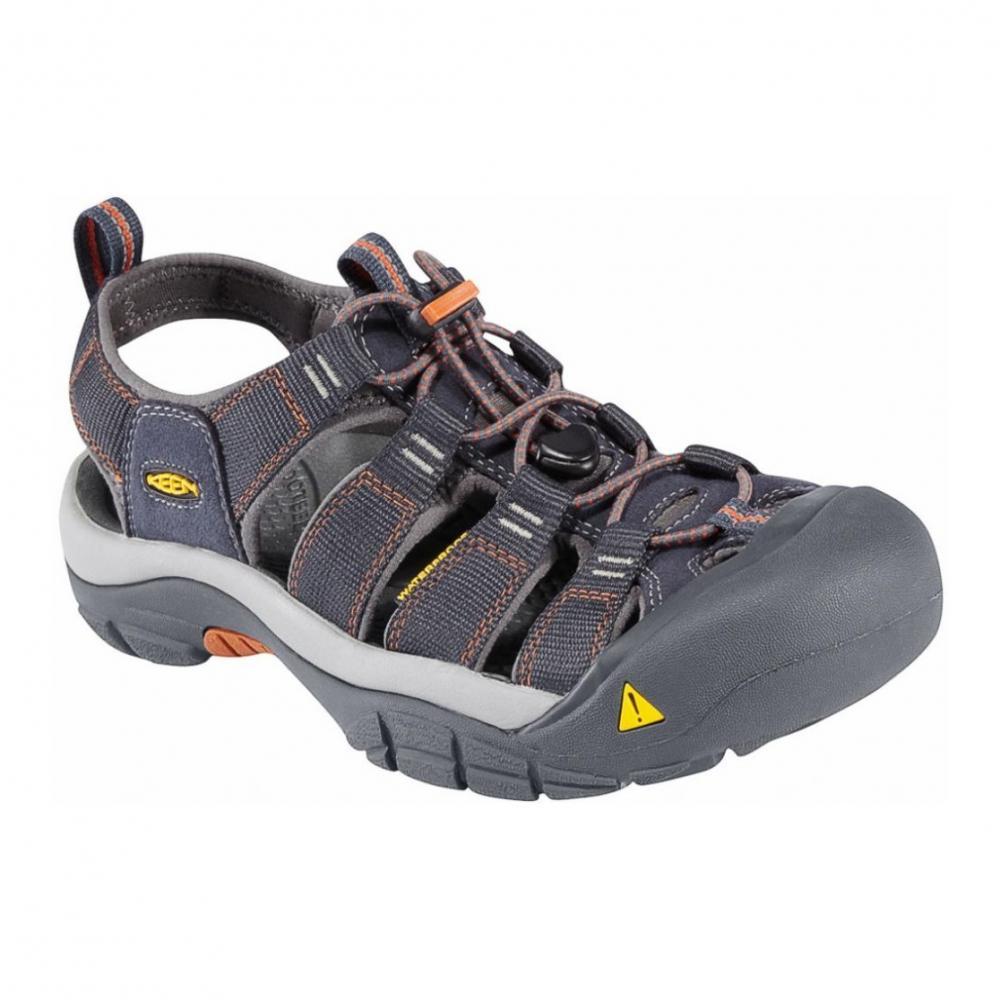 Pánské sandály Keen Newport H2 - Outdoorové sandály Keen Newport H2 india ink/rust