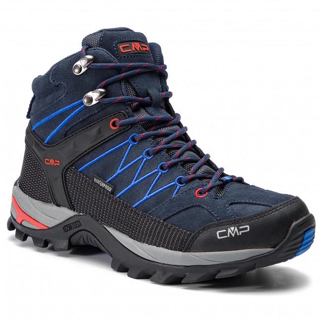 Pánské trekové boty Rigel Mid Wp 3Q12947 - Pánské trekové boty Rigel Mid Wp 3Q12947