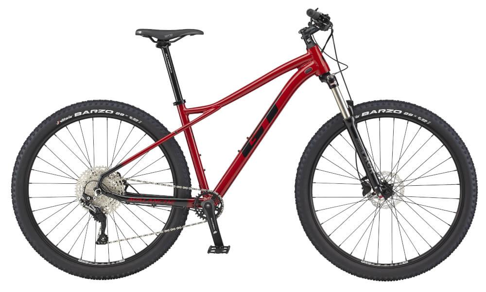 GT Avalanche 29 Elite 2021 RED horské kolo