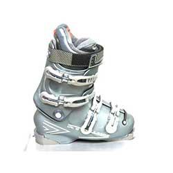 Sjezdové boty LANGE CRL 90 W šedá