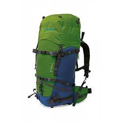 Batoh PINGUIN Attack 45 zelená/modrá