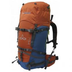 Batoh PINGUIN Attack 45 oranžová/modrá