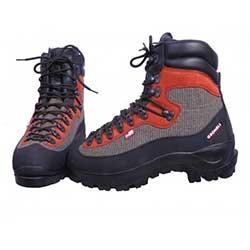 Trekové boty GRONELL H615/24 oranžová