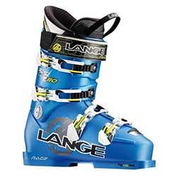 Sjezdové boty LANGE RS 110 modrá