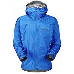 Pánská bunda MONTANE Atomic Jacket modrá