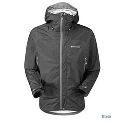 Pánská bunda MONTANE Atomic Jacket černá