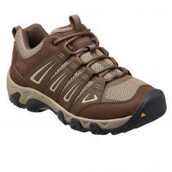 Pánské outdoorové boty Keen Oakridge WP cascad/brindle