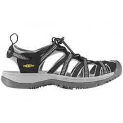 Dámské outdoorové sandály Keen Whisper černá/šedá