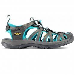 Dámské outdoorové sandály Keen Whisper šedá/modrá