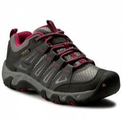 Dámské outdoorové boty Keen Oakridge WP magnet/rose