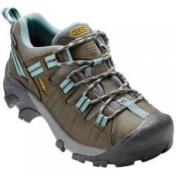 Dámské trakové boty Keen Targhee II WP black olive/mineral blue