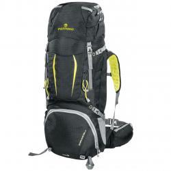Batoh FERRINO Overland 65+10 černá/žlutá