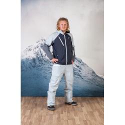 Pánské lyžařské kalhoty Grytnäs 2117 šedá