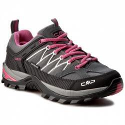 Dámské trekingové boty CMP 3Q54456 růžová/černá